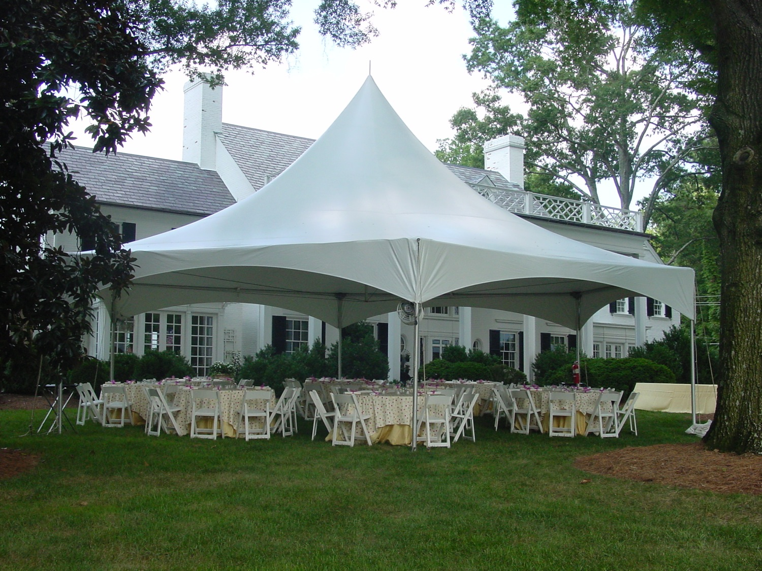 Events With Tents American Party Rentals