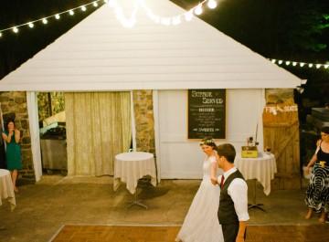 Backyard<br>Wedding