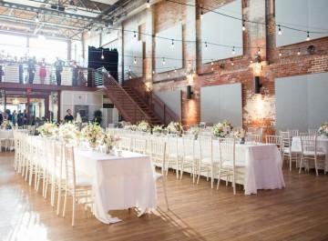 Webster Wedding<br>Haw River Ballroom
