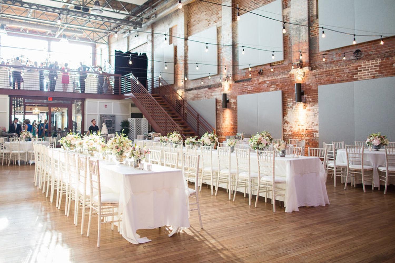 Webster Wedding Haw River Ballroom American Party Rentals