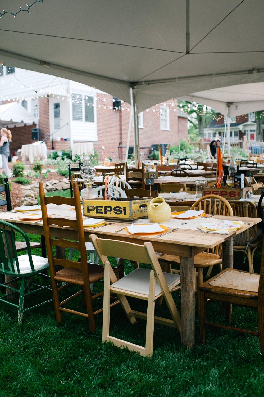Backyard Wedding | American Party Rentals
