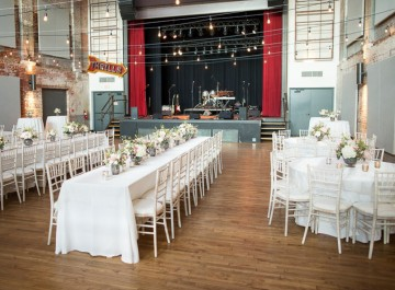 Webster Wedding<br>Haw River Ballroom