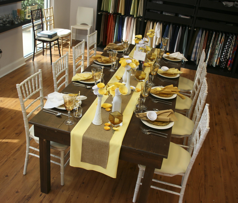 40″ x 96″ Farm Table