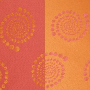 Papaya Kaleidoscope