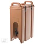 5 Gallon Tan Beverage Server
