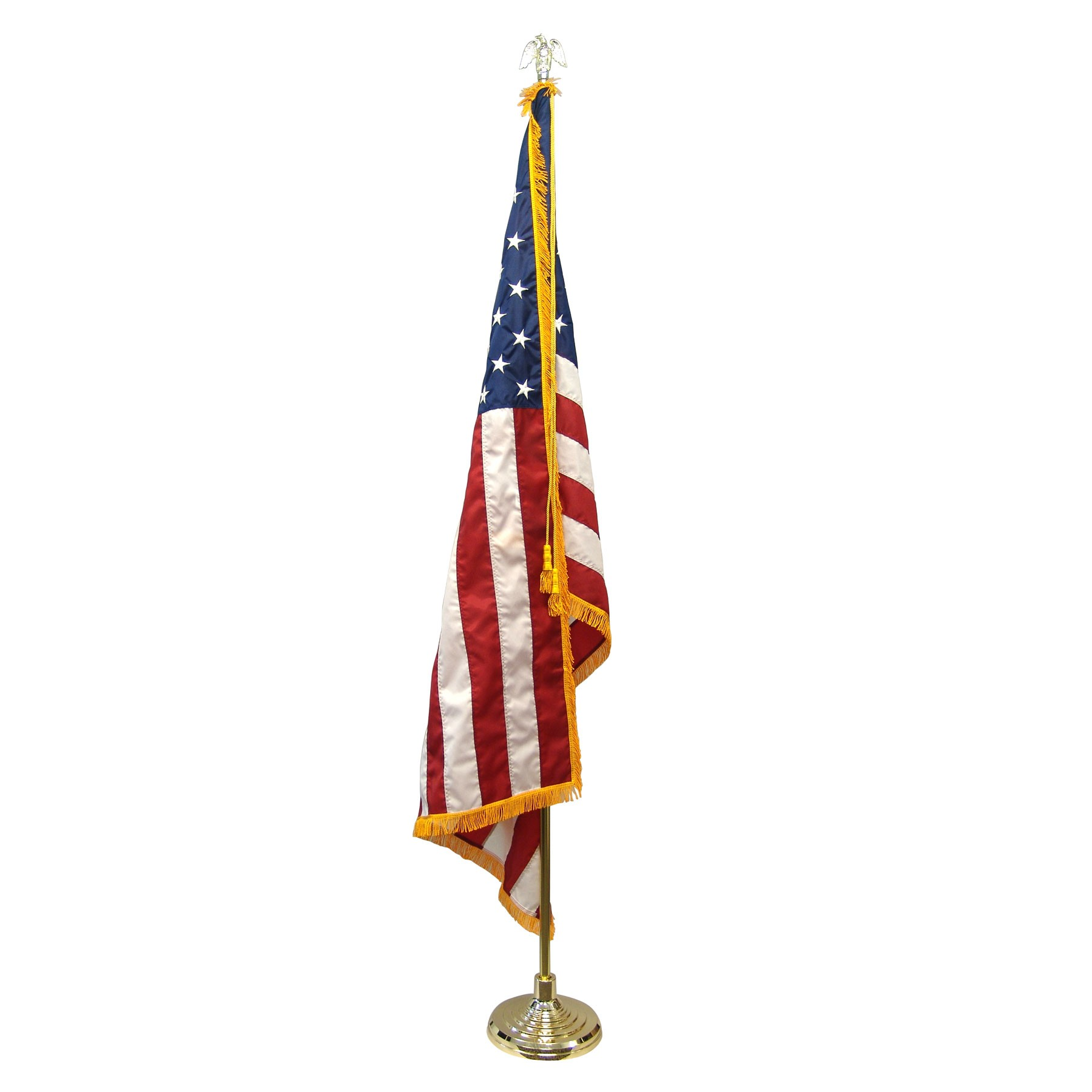 4 X 6 Usa Flag With Pole Amp Stand American Party Rentals