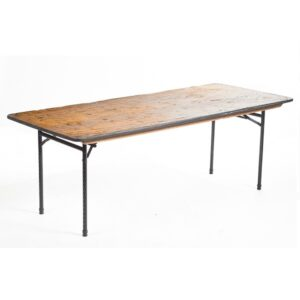 6' Table with Extended Legs