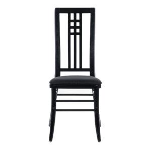 Black Pearl Ballroom Chair