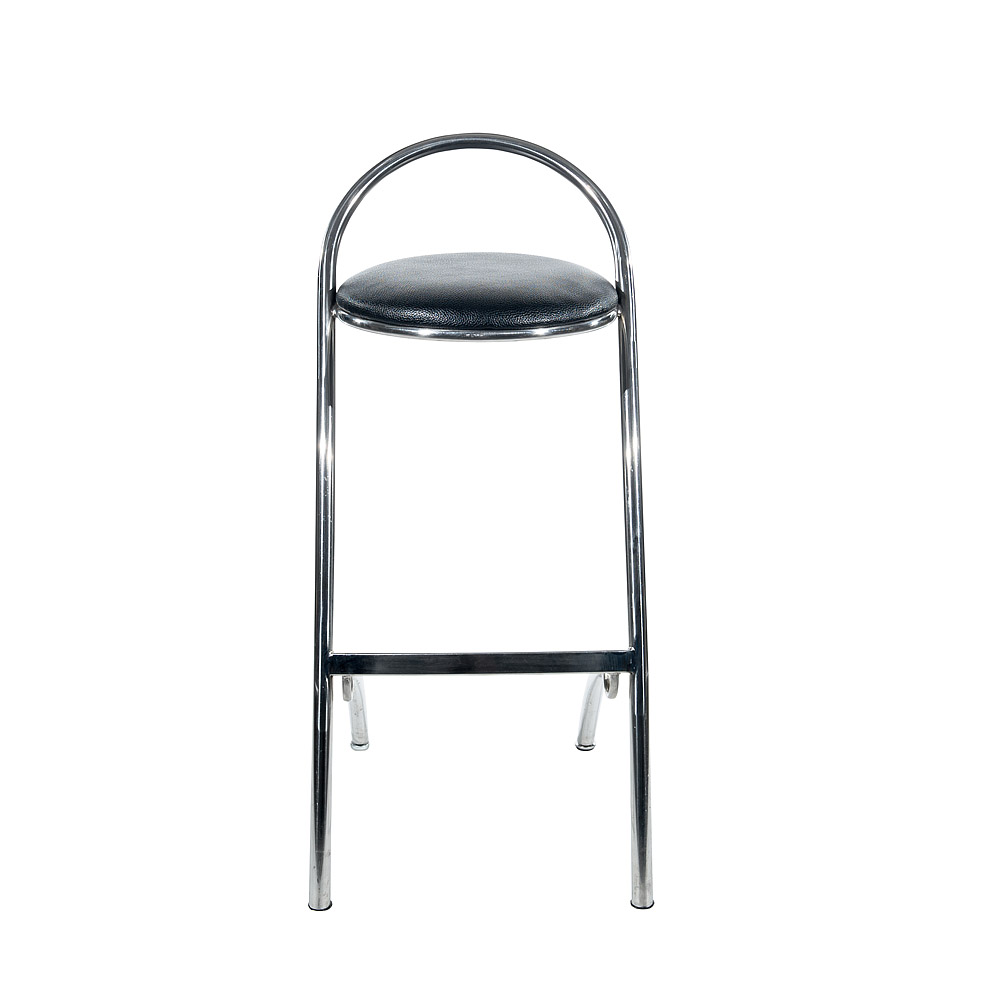Stainless Contemporary Bar Stool