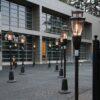 Gas Streetlamp (lit)
