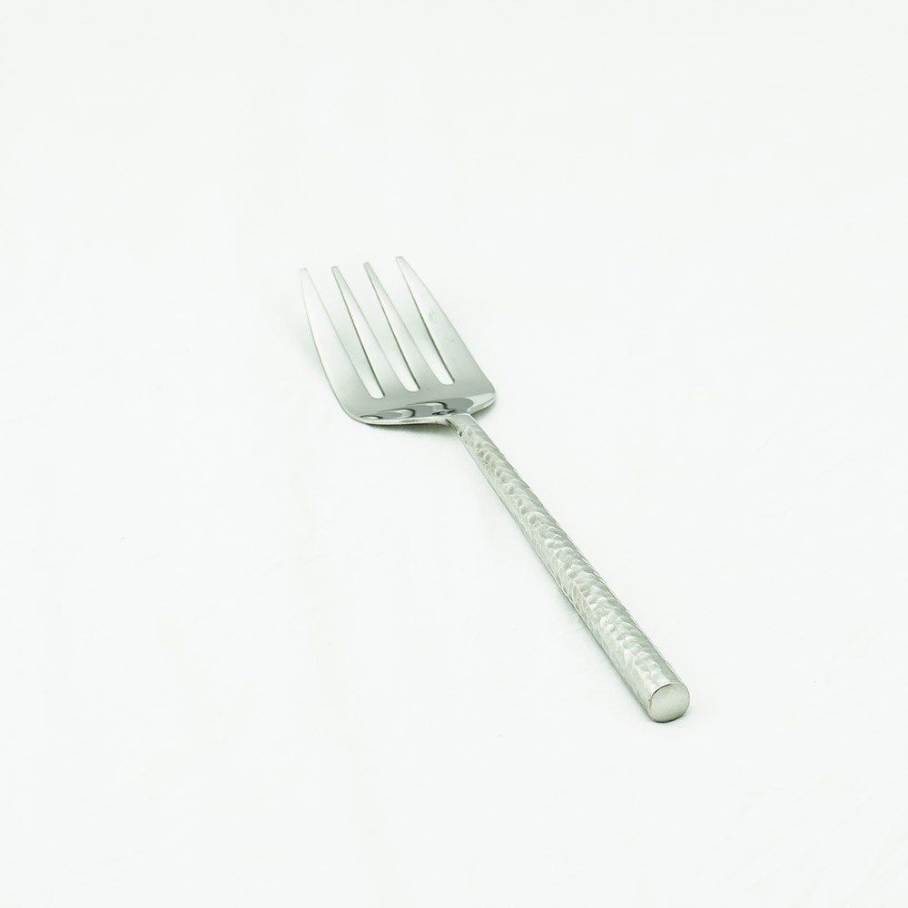 Hammered Serving Fork