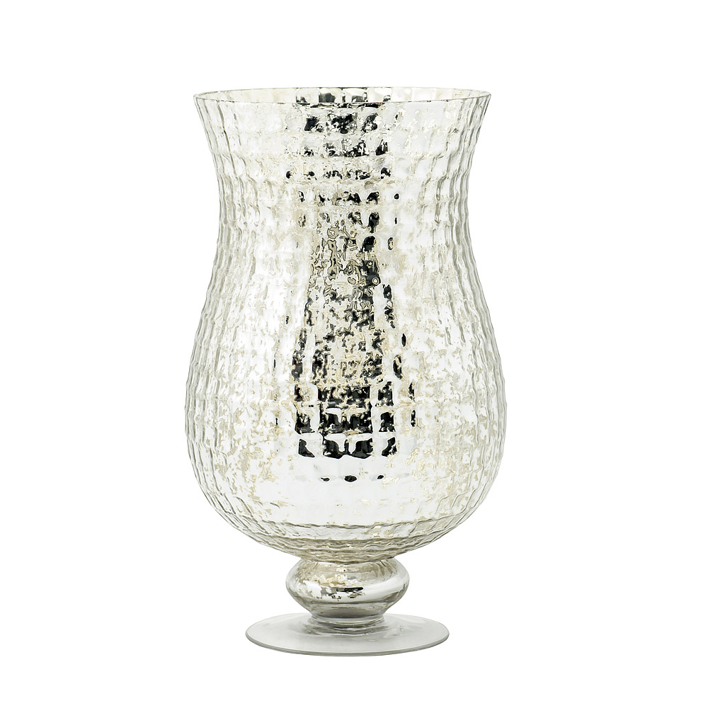Mercury Glass Vase Australia Pair Of Josef Inwald 100