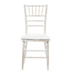 White Wash Chiavari Chair