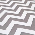 Grey Chevron Runner