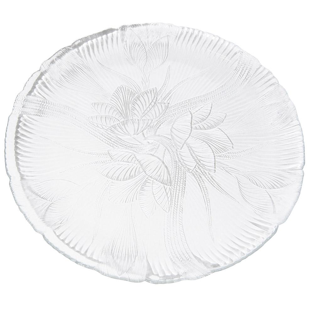 13 Inch Magnolia Platter