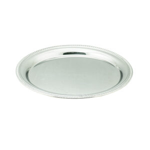 16 Round Stainless Tray