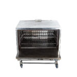 30 Inch Field Oven with Casters