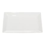 9x13 White China Rectangular Platter