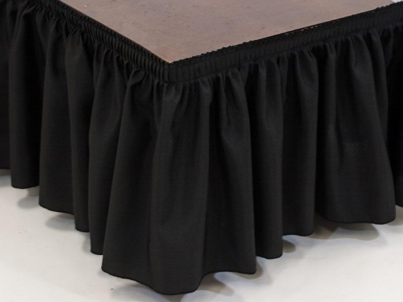 Black Stage Skirt