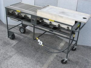 Griddle for Club Grill