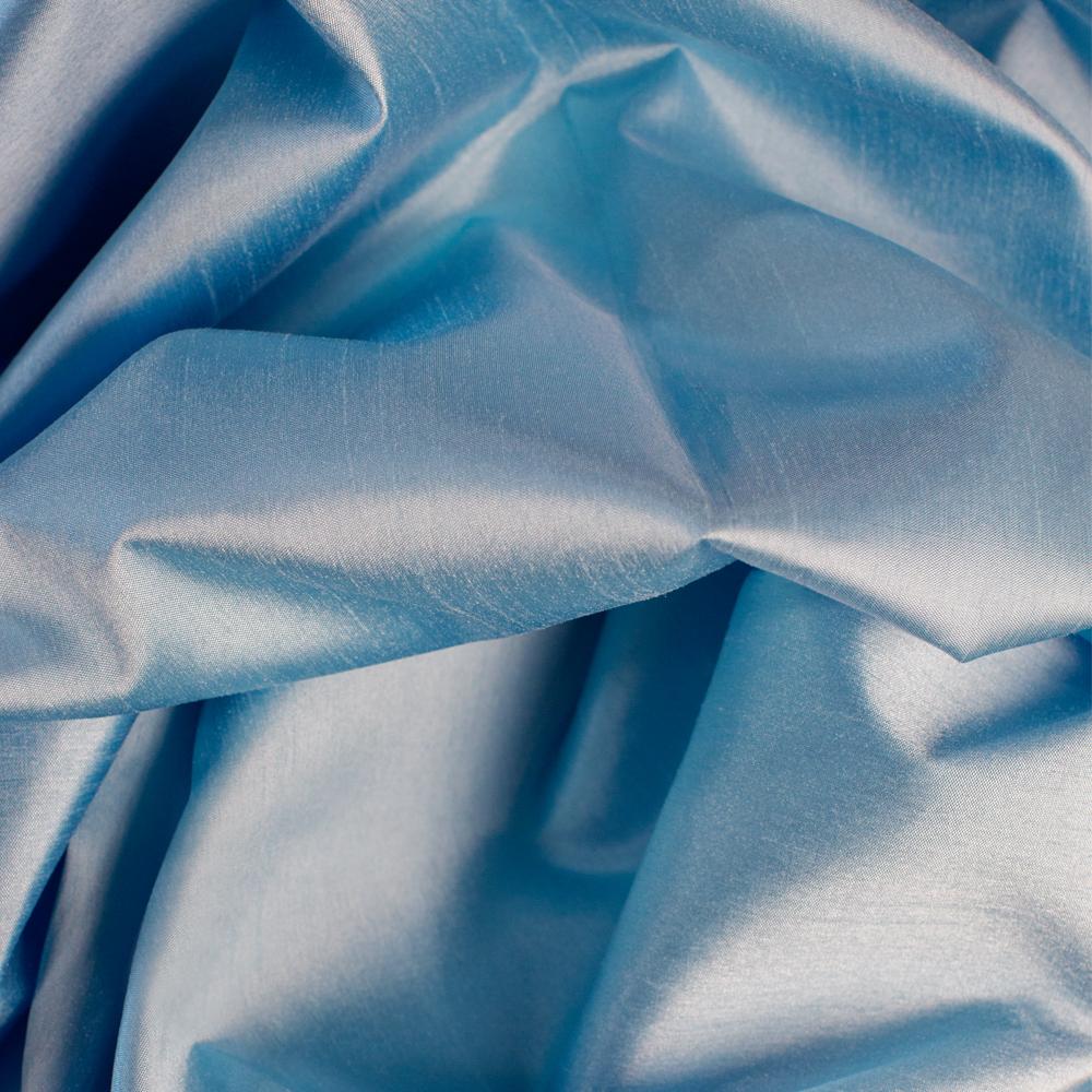 Sky Blue Nova Silk