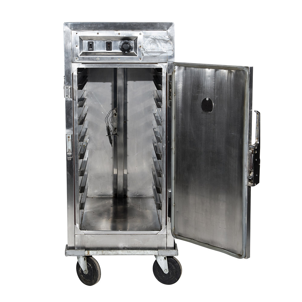 Small Electric Hotbox with Dolly
