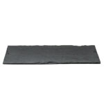 10 x 20 Black Slate Display Stone