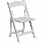White-Wood-Chair