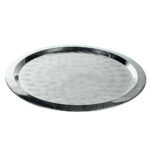 25-Inch-Round-Stainless-Tray