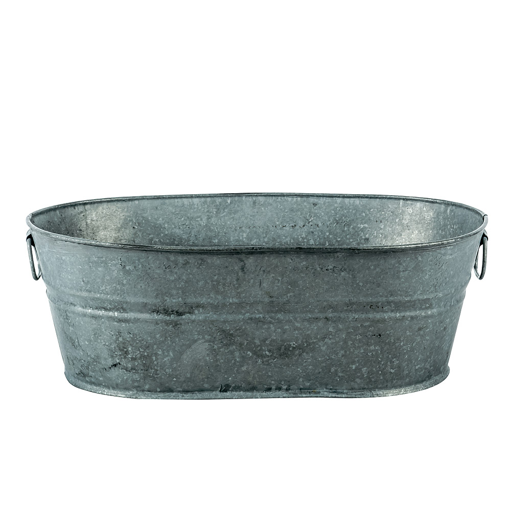 Galvanized Party Tub American Party Rentals