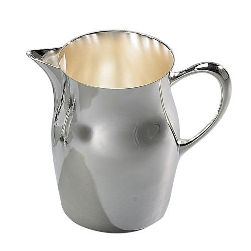 64 oz Silver Water Pitcher