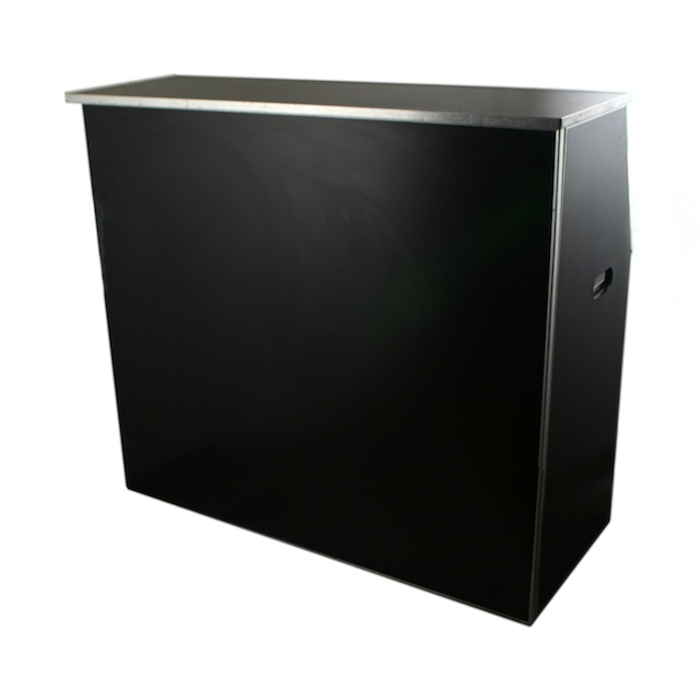 "4"" Black Folding Bar"