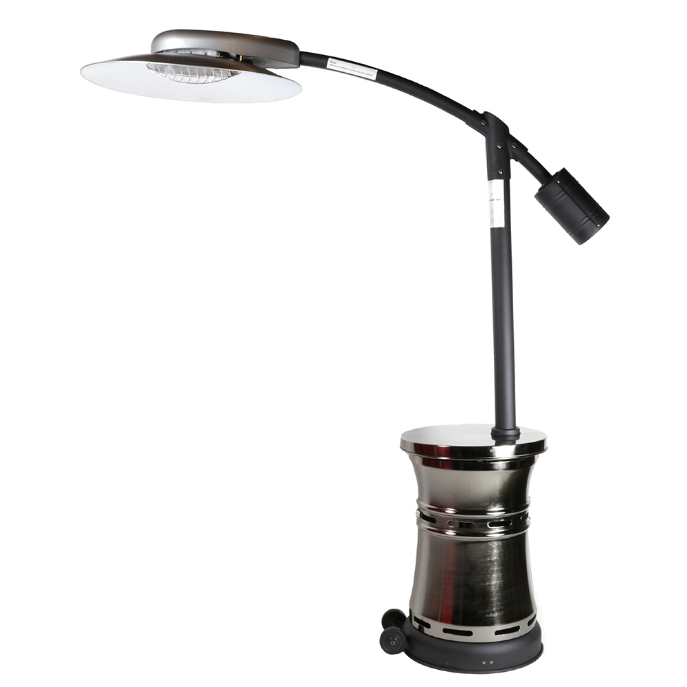 Curve Patio Heater