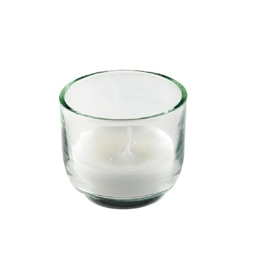 5-Hour Disposable Glass Votive