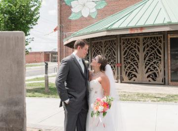 Andy & Allison <br> Wedding