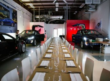 Snap Pea Underground <br> at Tesla Motors