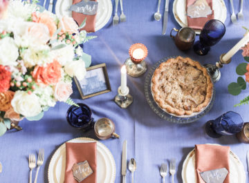 King's Daughters Inn <br> Styled Shoot