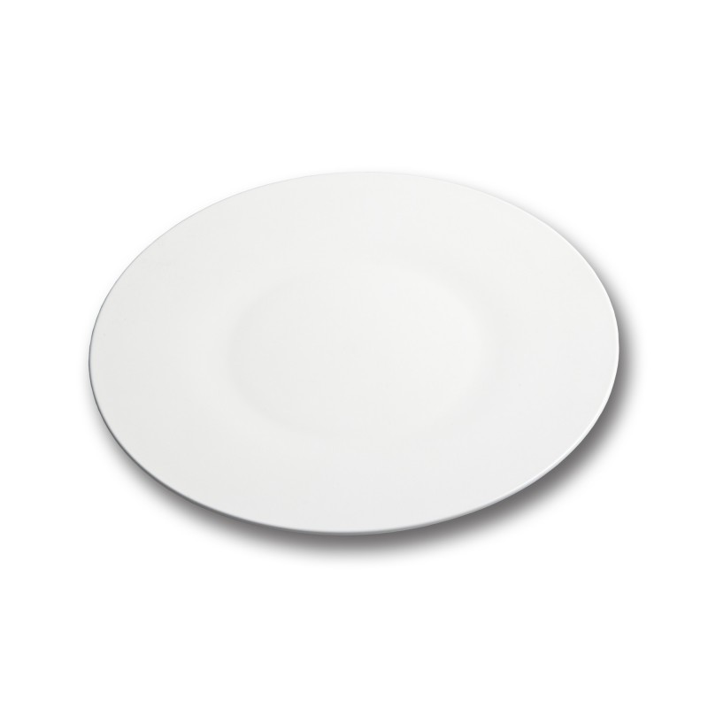 White Coupe Dinner Plate  sc 1 st  American Party Rentals & White Coupe China   American Party Rentals