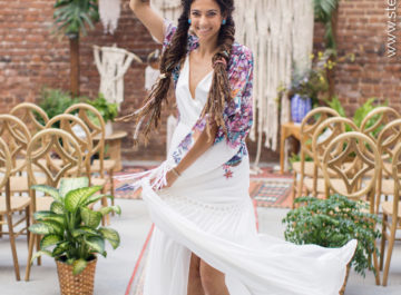 Boho Spring </br> Photo Shoot
