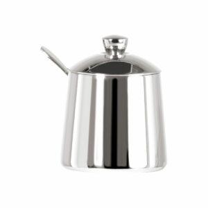 10 oz Stainless Steel Sugar Bowl