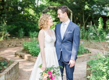 Joseph & Kristen </br> Wedding