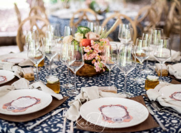 A French Provincial Evening </br> Hosted by Weddings Magazine