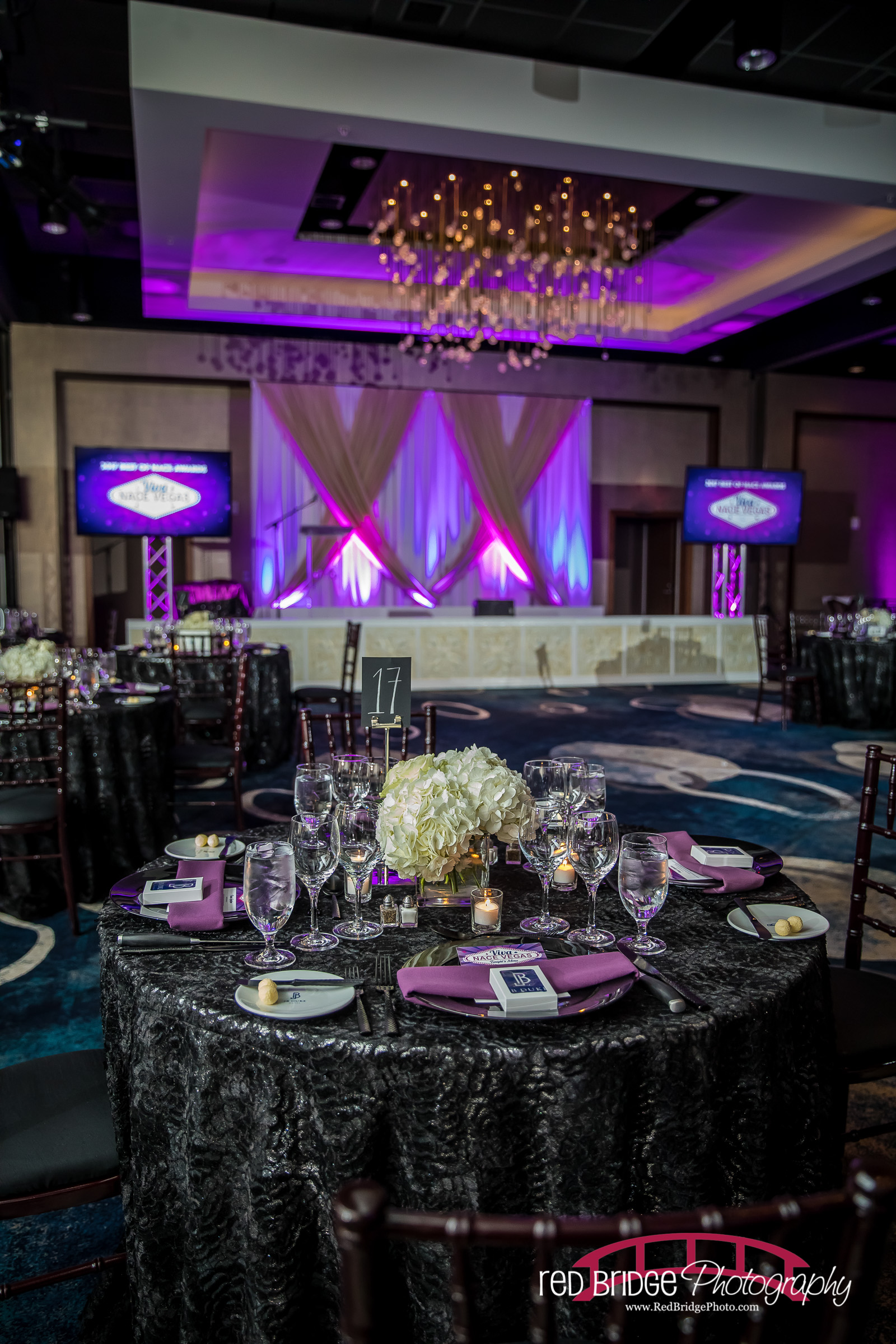 Triangle Nace Awards Gala American Party Rentals