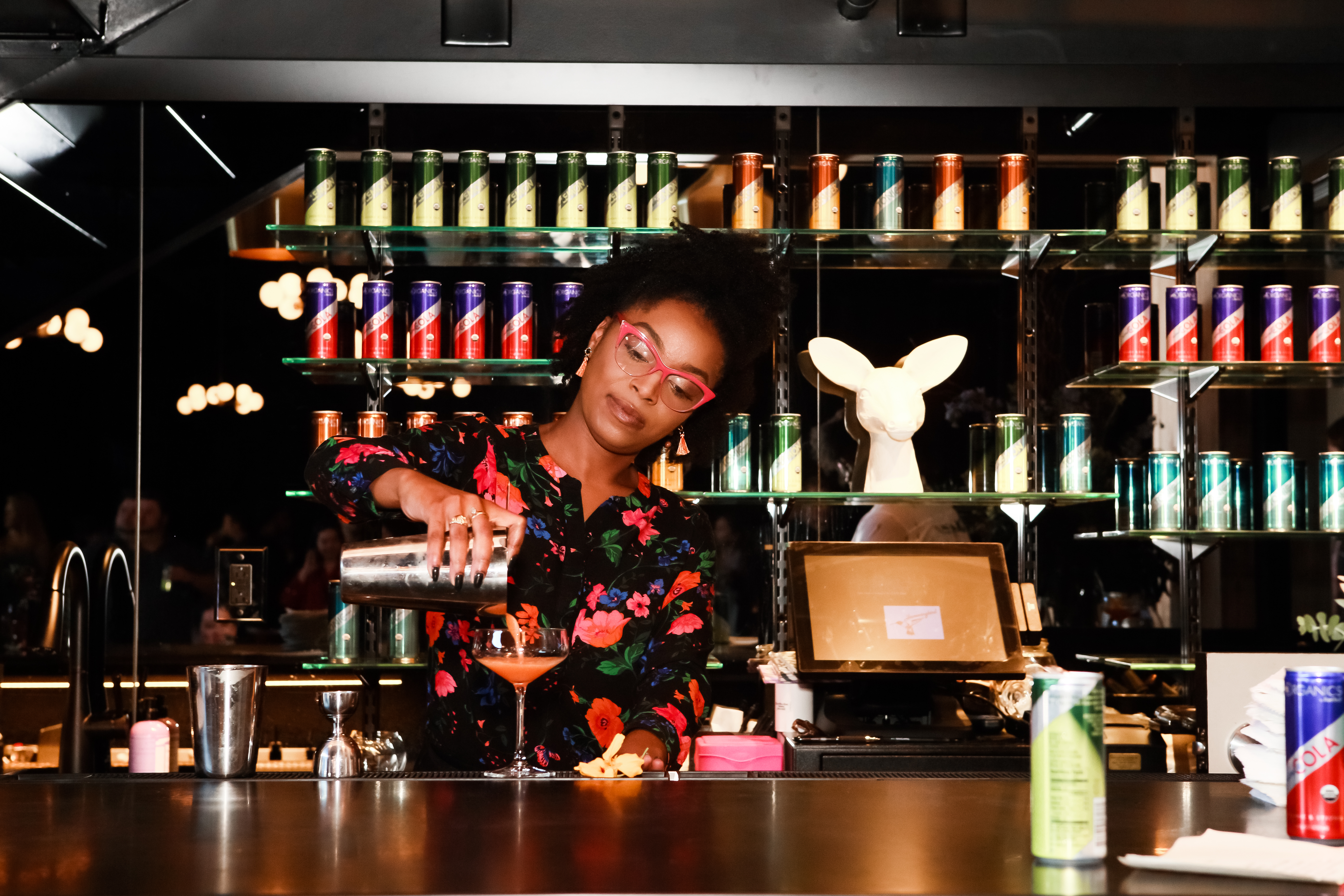 Organics By Red Bull Launch Event American Party Rentals