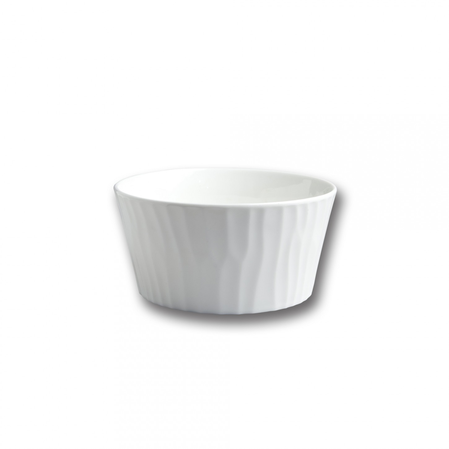 "3"" Wood Grain Ramekin (3 oz)"