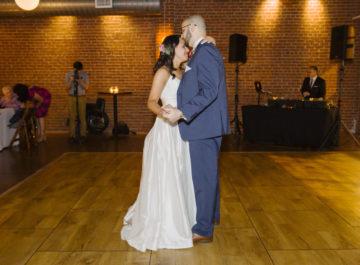 Juli & Alex </br> Wedding