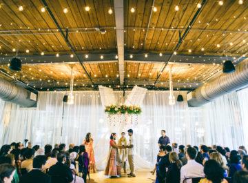 Devika & Ricky </br> Wedding
