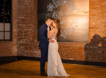 Katie & Jon </br> Wedding
