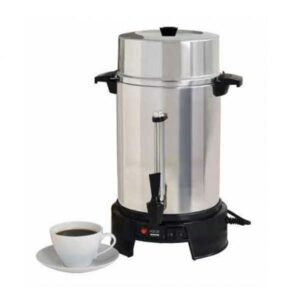 55 Cup Aluminum Coffee Maker